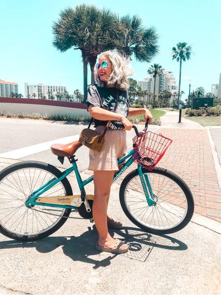 Bike ride. Lunch. Bike ride. Beach🏝🏝