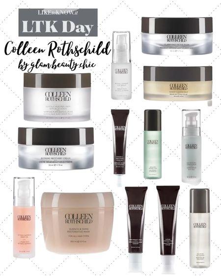 25% off Colleen Rothschild skincare, cleanser, retinol supreme night oil, moisturizer #ltkday  #LTKsalealert #LTKSpringSale #LTKbeauty   #LTKbeauty #LTKDay #LTKsalealert http://liketk.it/3hjCH #liketkit @liketoknow.it