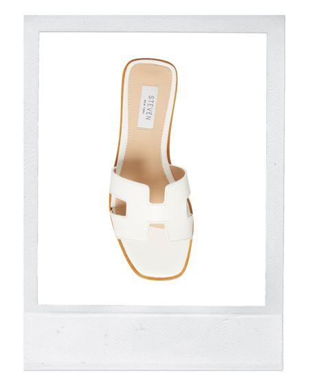 "Hermès Sandal ""Oran"" inspired Steve Madden ""Hayden"" sandal  http://liketk.it/3jqld @liketoknow.it #liketkit"
