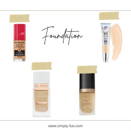 #liketkit @liketoknow.it http://liketk.it/3iFxv foundations for great skin!