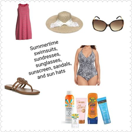 A few summertime survival items.  #LTKSeasonal #LTKstyletip #LTKunder100