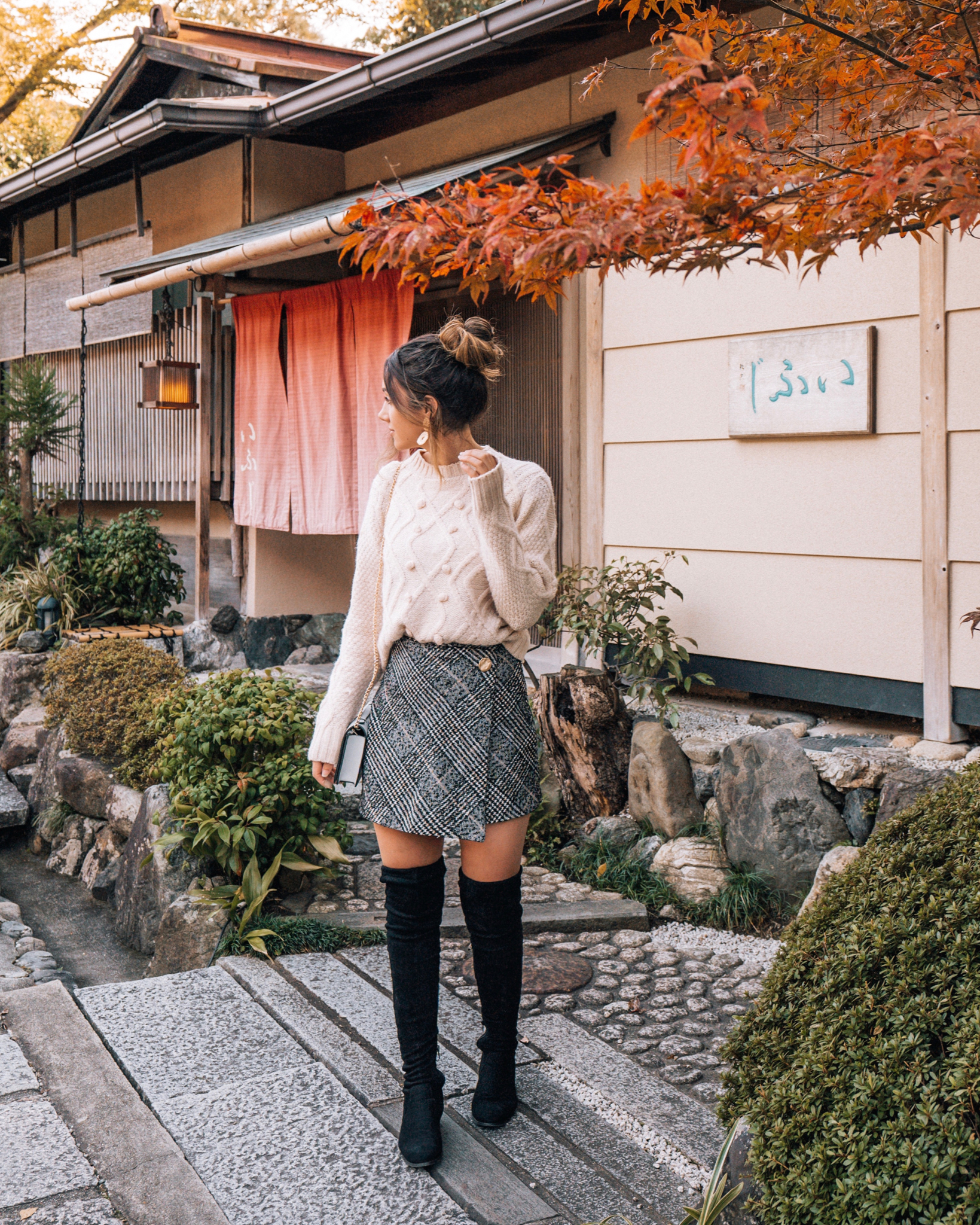 Influencer Angela Giakas Winter Wardrobe Tips Liketoknow It