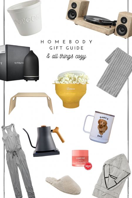 Homebody gift guide & all things cozy... because let's me real. Everyone is home these days. Who even gets dressed anymore?   #LTKhome #StayHomeWithLTK #LTKbeauty
