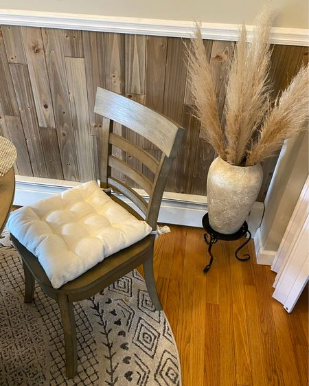 Seriously the cutest and most comfy cushions! So inexpensive but great quality! Love this ivory color I got but they come in other colors as well! They fit my pottery barn chairs perfectly ! Table linked as well! http://liketk.it/3gx4x #LTKunder50 #LTKhome  #LTKDay #liketkit @liketoknow.it.home @liketoknow.it @liketoknow.it.family Shop your screenshot of this pic with the LIKEtoKNOW.it shopping app