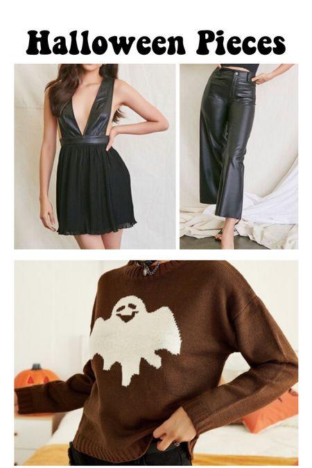Halloween pieces! Super cute styles for october #ltkhalloween  #LTKSeasonal #LTKstyletip #LTKunder50