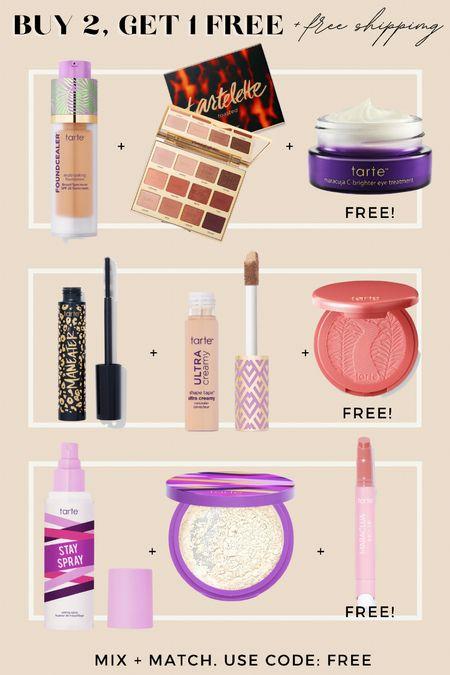 Tarte cosmetics Sale   #LTKsalealert #LTKSeasonal #LTKunder50