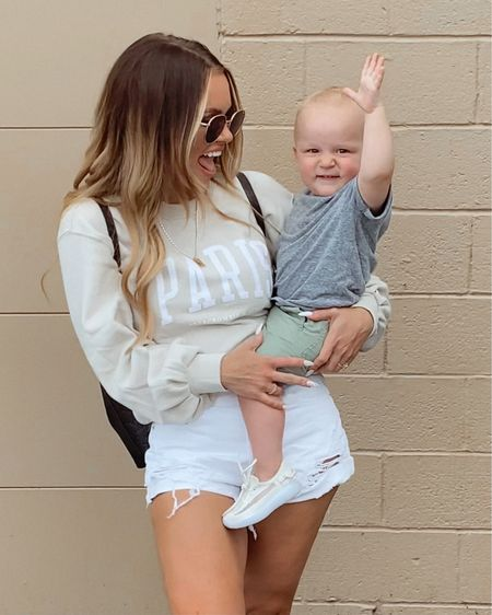 When you get mama to yourself all weekend because DaDa's headed south with the boys. http://liketk.it/3hcVo #liketkit @liketoknow.it