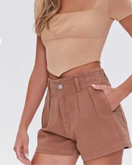 Summer Shorts http://liketk.it/3hjwW #liketkit @liketoknow.it #LTKDay #LTKunder50 #LTKunder100