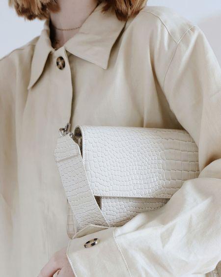 Creamy Tones 🍦 wearing Lindex & HVISK.