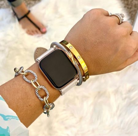 Use LTK45 for 45% off these adorable bracelets and more!   #LTKstyletip #LTKsalealert #LTKSpringSale
