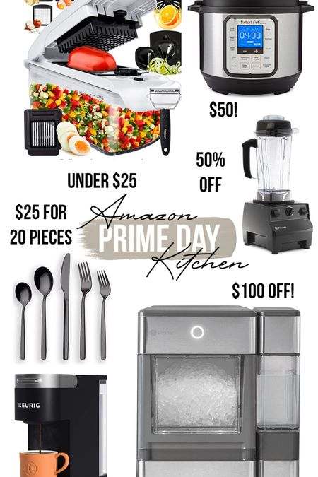 If you don't know I absolutely love Amazon and Prime Day is the best part of the year. There are so many sales it. can be hectic but I rounded up a few of my favorites and wanted to share! I will keep adding as I find more deals and things I snag for myself! http://liketk.it/3icDM #liketkit @liketoknow.it #LTKsalealert #LTKunder50 #LTKkitchen @liketoknow.it.home   Shop your screenshot of this pic with the LIKEtoKNOW.it shopping app!