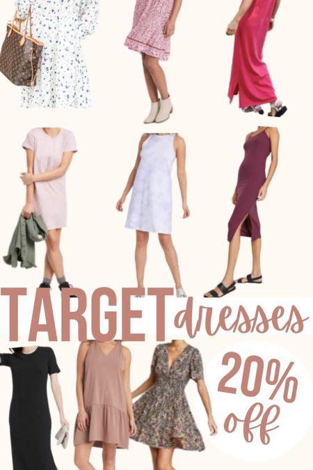 Target dresses are 20% off online! http://liketk.it/3bxSq #liketkit @liketoknow.it