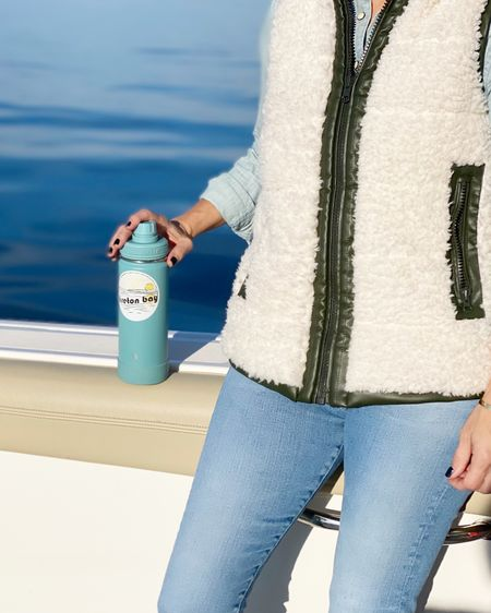 Make sure you have the perfect accessories even when boating in December 🚣♂️🚣♂️ These stickers have been a huge hit, especially with the kids. I'm learning it's the new cool thing on water bottles, binders, laptops...you name it 🤷🏼♀️🤷🏼♀️ PERFECT for a stocking stuffer, local pick up only  #LTKkids  • • • Shop my daily looks by following me on the LIKEtoKNOW.it shopping app http://liketk.it/33Pbt #liketkit @liketoknow.it
