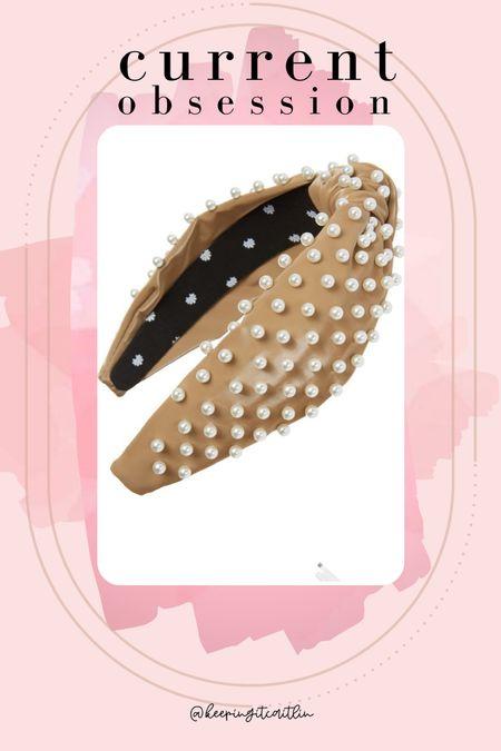 Lele sadoughi headband 56% off!   #LTKunder100 #LTKsalealert #LTKstyletip