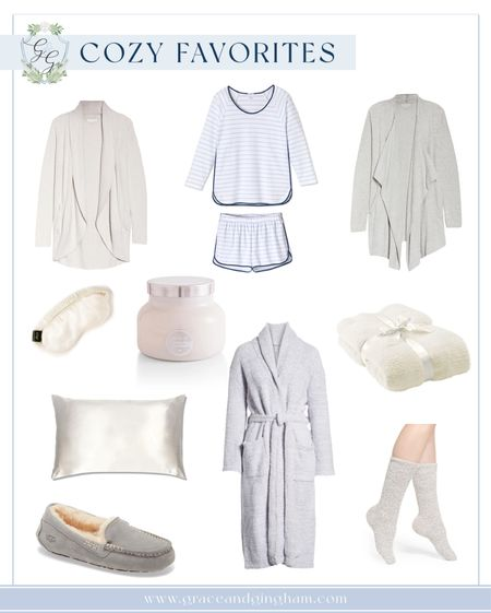 A few of my cozy favorites for relaxing at home this holiday season! Would make perfect last minute gifts for the lovely ladies in your life! ✨  #LTKhome #LTKgiftspo #StayHomeWithLTK