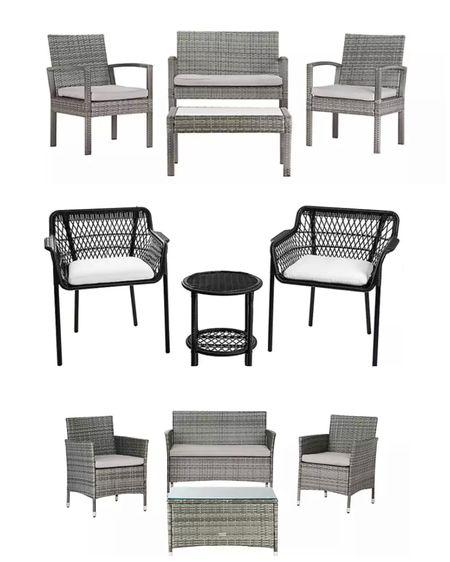 Sale outdoor patio furniture http://liketk.it/3fpLH @liketoknow.it #liketkit #LTKsalealert #LTKstyletip #LTKhome