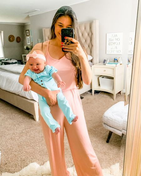 My comfy play suit jumper romper whatever you want to call it is perfect for summer and IT HAS POCKETS YALL 👏🏼 http://liketk.it/3gI8a @liketoknow.it @liketoknow.it.family #liketkit #LTKbaby #LTKfamily #LTKkids