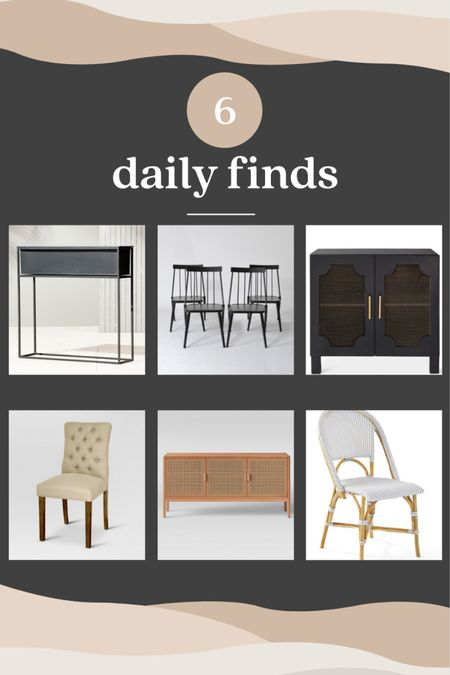 These furniture pieces are affordable and on trend.   #LTKhome #LTKsalealert #LTKstyletip