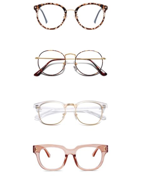 Some of my favorite blue light glasses on sale today #LTKsalealert #LTKunder50 ! Shop your screenshot of this pic with the LIKEtoKNOW.it shopping app http://liketk.it/2VaAR @liketoknow.it #liketkit #StayHomeWithLTK