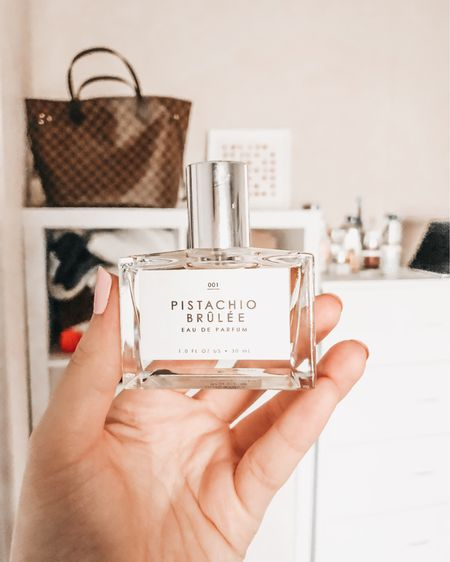 I have been getting this perfume for years now. Pistachio Brûlée smells amazing and is a fragrance I usually use for summer/spring 😍 http://liketk.it/39hl5 #liketkit @liketoknow.it