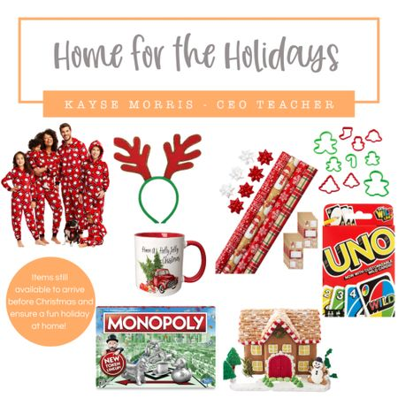 Home for the holidays http://liketk.it/34cI2 #liketkit @liketoknow.it #stayhomewithltk #stayhome #holidays