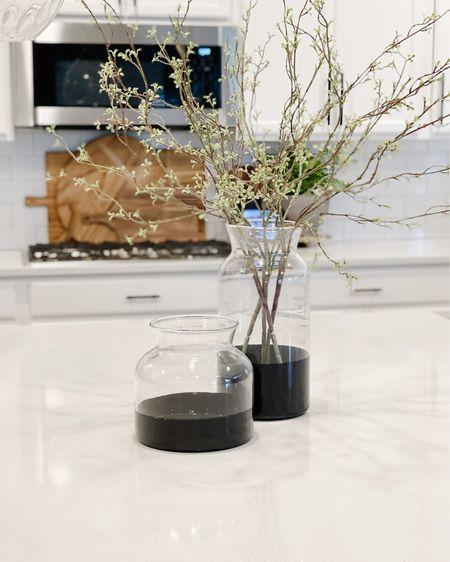 http://liketk.it/3catX easy DIY glass vase project! Get the look of this popular vase for $25 when they sell online for $138!! @liketoknow.it @liketoknow.it.home #liketkit #LTKhome #LTKSpringSale #LTKunder50