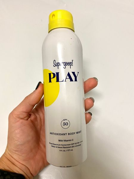Supergoop sunscreen friends & family sale is live w/ 20% off! We love the spray & stick for me & the kids! SPF discount code: SUPER20  #LTKswim #LTKunder50 #LTKSeasonal