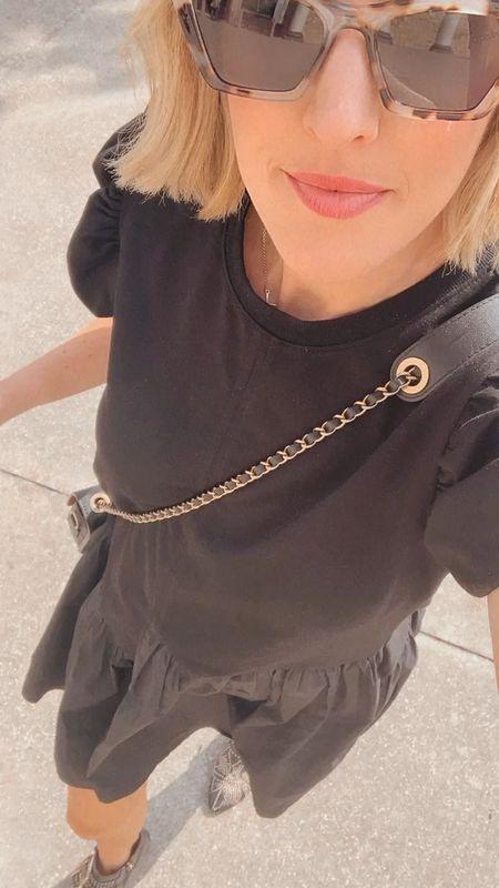 Black dress, English factory, Nordstrom dresses under $100  #LTKstyletip #LTKunder100