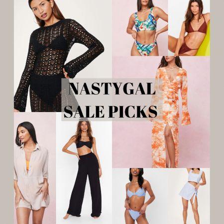 NASTYGAL sale picks for the LTKday sale! These ones are swim and beachy picks and coverups   #LTKswim #LTKDay #LTKsalealert