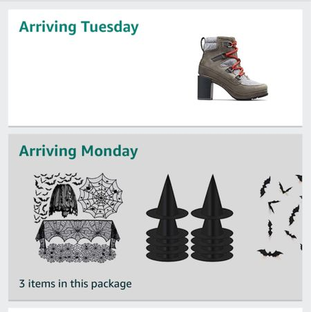How is it even normal that I'm already shopping for winter boots and Halloween decor?!   #LTKunder100 #LTKstyletip