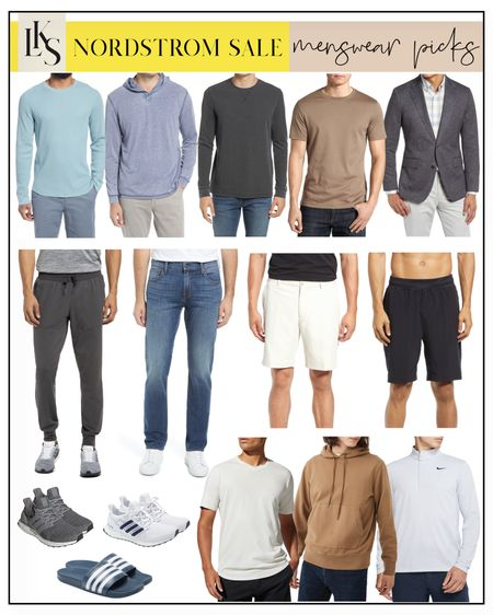 #nsale menswear picks! sharing Michael's favorites today on laurenkaysims.com