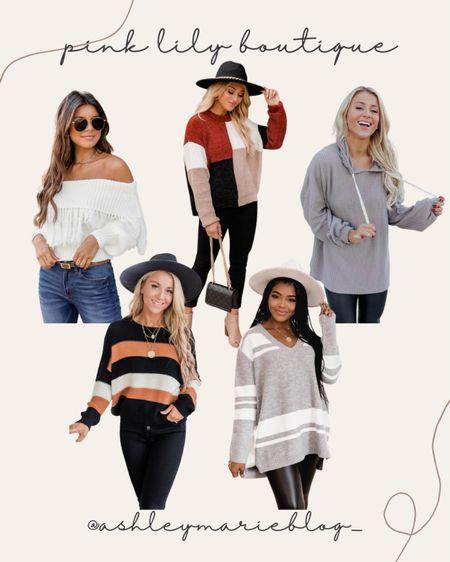 Fall sweaters on sale this weekend!   #LTKstyletip #LTKSeasonal #LTKSale