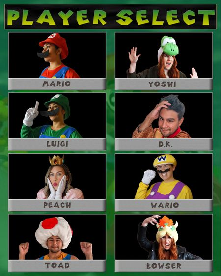 Very ready for (a socially distant) Halloween!   🏁Who's your main? 🏁 I'm partial to Toad but I can't ignore DK's menswear aesthetic.   I teamed up with @mimiandchichi, @jackiegiardina, & @meganzietz for a socially distant Halloween. We went old school with Mario Kart 64. Going to conventions and celebrating Halloween will definitely look different this year, but it's definitely not canceled.   Have any plans for what you'll be dressing up as or any Mario Kart strats? Lemme know 🍄 🏎 🌟   http://liketk.it/2YdWF #liketkit @liketoknow.it    #LTKunder100 #LTKmens   Halloween Costume Idea: Mario Kart 64 | Halloween Costumes | Mario Kart 64 | Mario Kart costumes | Mario Kart 64 costumes | Mario Kart 64 Costumes | Nintendo cosplay | Mario Kart cosplay | Mario Cosplay | Luigi Cosplay | Group costume ideas | group costume | bbf costume | group costume ideas | easy halloween costume | dandy in the bronx | family costume idea | amazon prime costume idea | simple costume idea | costumes for guys | cosplay for guys | Toad cosplay | toad costume | toad from mario