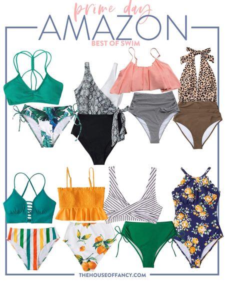 Amazon prime day! Best of swim!   #LTKsalealert #LTKswim #LTKunder50