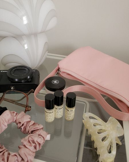 2 beauty mist haves from the Nordstrom anniversary sale: le labo mini perfumes and slip silk scrunchies! I bought this set of scrunchies last year and highly recommend. They are so gentle on your hair and also so cute. The perfumes are a great way to try out the brand. My personal favorite is santal 33 💘 http://liketk.it/3klps @liketoknow.it #liketkit #LTKunder100 #LTKbeauty #nsale
