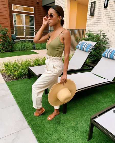 shop these pants and hat here! http://liketk.it/2SWWB #liketkit @liketoknow.it