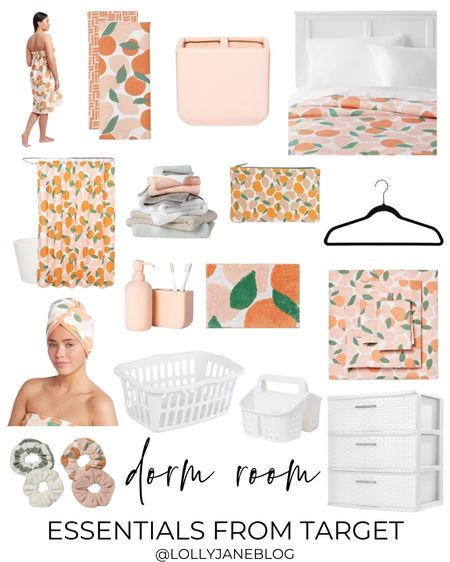 Dorm room essentials from Target!  Lilly Jane Blog | #LollyJaneBlog #LTKunder100 #LTKunder50 #LTKhome @liketoknow.it #liketkit http://liketk.it/3k6X1