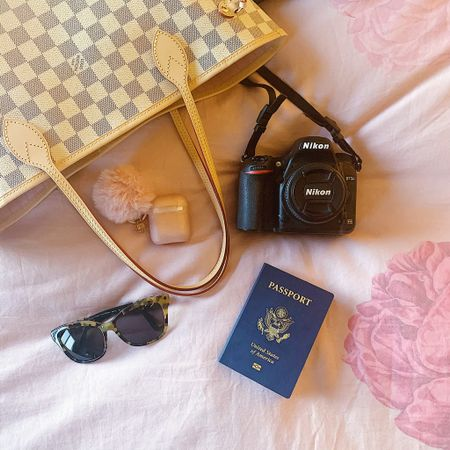 Adventure awaits! ✈️ These are my carry-on essentials. http://liketk.it/2KU7U #liketkit @liketoknow.it Shop my daily looks by following me on the LIKEtoKNOW.it shopping app #LTKhome #LTKtravel #travel #travelgram