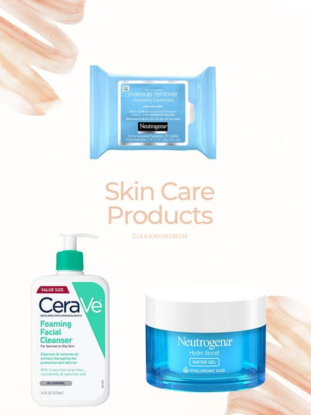 Skin care products for your daily skin care regimen!   #LTKunder50 #LTKbeauty