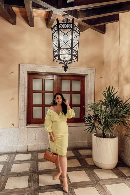 Mexico outfit ft yellow dress   http://liketk.it/3dV5R #liketkit @liketoknow.it #LTKstyletip #LTKtravel #LTKunder100 You can instantly shop all of my looks by following me on the LIKEtoKNOW.it shopping app