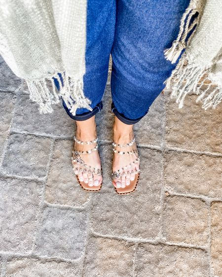 How seriously cute are these sandals? Comfy and perfect for summer. http://liketk.it/3g1vB #liketkit @liketoknow.it #LTKshoecrush You can instantly shop my looks by following me on the LIKEtoKNOW.it shopping app