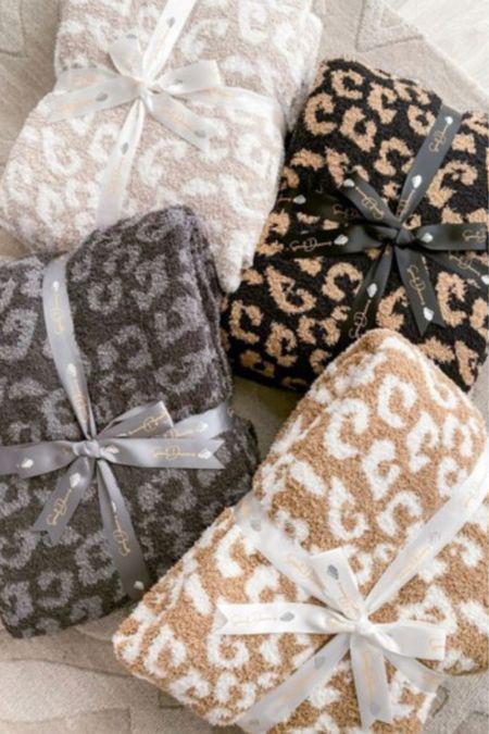 Extra soft leopard print throw blankets on sale. http://liketk.it/3htFl #liketkit @liketoknow.it   #LTKhome #LTKsalealert #LTKstyletip