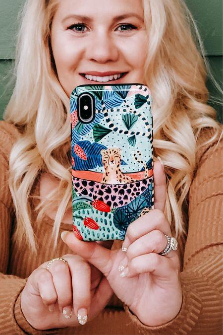 Loving my new iPhone case!   #LTKSeasonal #LTKunder50 #LTKbump