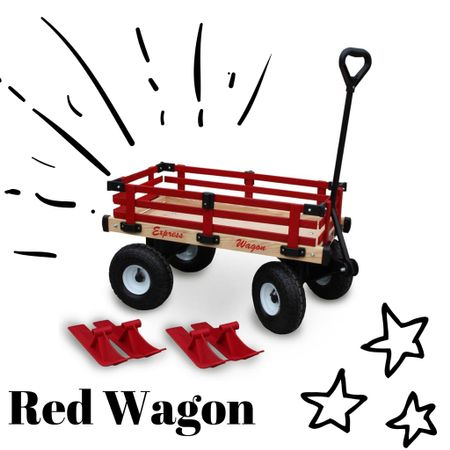 Some of our options for the big Christmas present this year. We love wagons, red wagons, and the Veer wagon.   http://liketk.it/33aeZ #liketkit @liketoknow.it #LTKbaby @liketoknow.it.family Shop your screenshot of this pic with the LIKEtoKNOW.it shopping app #LTKfamily #LTKkids