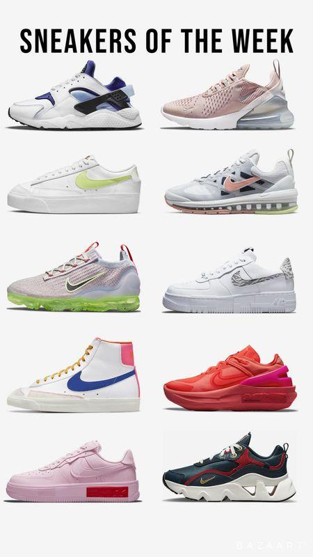 Nike women's sneakers of the week  #LTKshoecrush #LTKfit #LTKsalealert