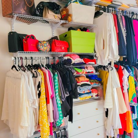 Rubbermaid Closet Kit @liketoknow.it #liketkit http://liketk.it/3p9Gk #LTKhome @liketoknow.it.home