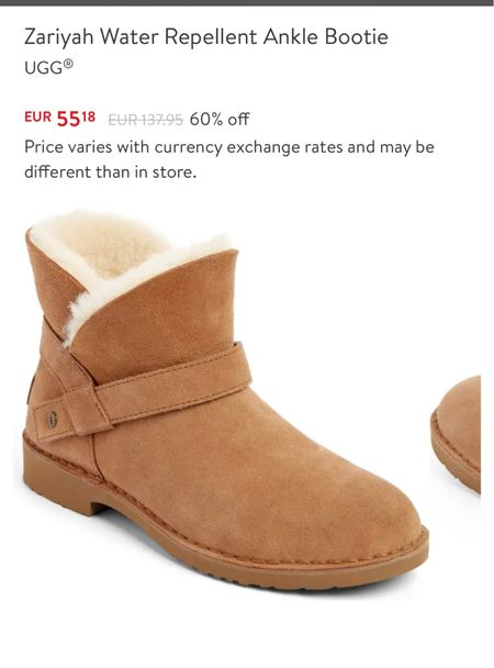 Uggs 60% off!!  Linked more gorgeous Uggs shoes below, all shoes available in different colors #uggs #shoesale   #LTKfamily #LTKsalealert #LTKshoecrush