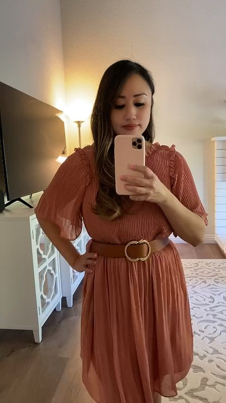 I love this feminine and gorgeous Spring dress   #LTKSpringSale #LTKSeasonal #LTKstyletip