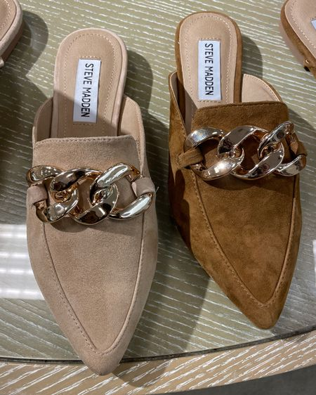 Nordstrom anniversary sale - Steve Madden mules  Fall must have shoe  I sized up half size Love the neutral colors    @liketoknow.it http://liketk.it/3jYa3   #liketkit #LTKsalealert #LTKshoecrush #LTKunder100