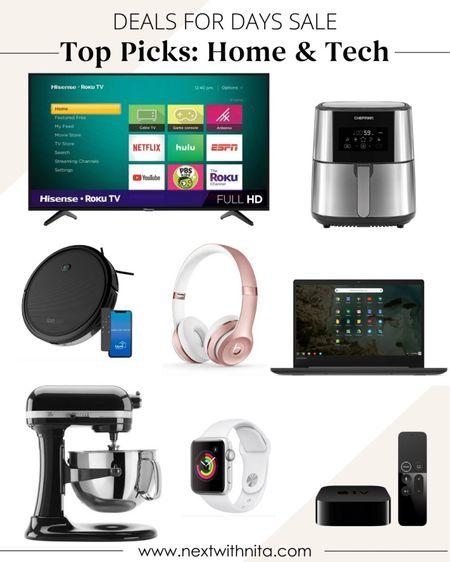 Best of Walmart deals for days including flat screen TV, Apple TV, Apple Watch, laptop, vacuum, kitchen aid mixer, beats headphones, and more!   #LTKSeasonal #LTKsalealert #LTKhome